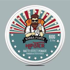 Barba Forte Pomada Hipster+brinde