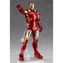 Action Figure Homem De Ferro Marvel 16cm Frete Grátis
