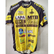 Camisa Lapa Bike Mtb Team