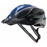 Casco Bicicleta Proteccion Regulable Mtb Adulto Liviano Ruta