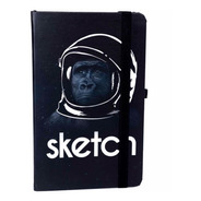 Sketchbook Agenda Cuaderno Notebook Moleskine Masculino