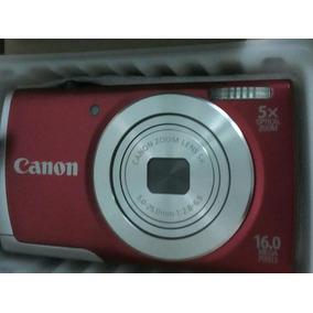 Camara Canon Powershop A2500 16mp