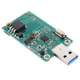 Msata Ssd To Usb 3.0 Converter Adapter Card Module Board Har