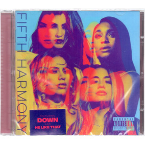 Fifth Harmony Fifth Harmony Cd 2017 Disponible Los Chiquibum
