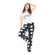 Pantalón Pijama Corderito De Mujer Super Suave