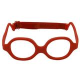 Óculos De Grau Infantil Miraflex Silicone 2a 5 Anos Maxibaby