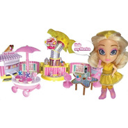 Muñeca Miss Party Surprise 1282 Monica Original