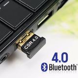 Adaptador Bluetooth Usb Mini V4.0 Pc Laptop Csr 4.0
