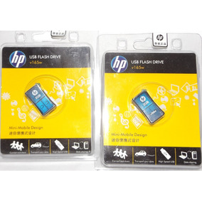 Pendrive Hp 2gb Usb Modelo V165w