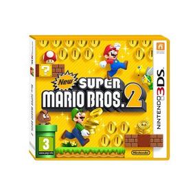 Nintendo 3ds New Super Mario Bros 2 Original Nuevo Fisico S