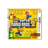 Nintendo 3ds New Super Mario Bros 2 Original Nuevo Fisico S