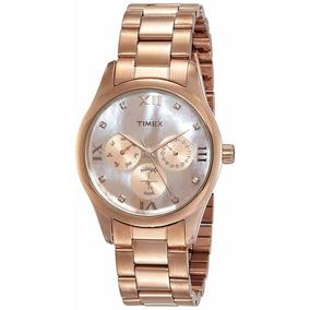 6f93741769d2 Reloj Timex Rosa Dama - Reloj de Pulsera en Mercado Libre México