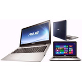 Notebook Asus Core I5 7200 8gb 1tb 15,6