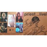 Cd Judas Priest Live Usado