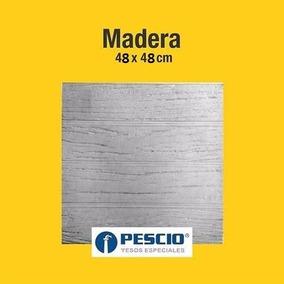 Placas Mod. Madera De 48x48 Cn. Hay Stock Fabricantes