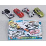 Kinder Ovo - Coleção Completa - Design Cars C_120 - 123