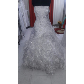 Alugo Vestido De Noiva Sereia ... Somente Aluguel!!