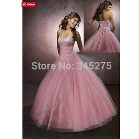 Vestido Princesa Debutantes Pronta Entrega