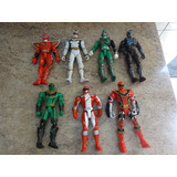 Muñecos Power Ranger