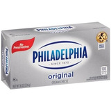 Queso Philadelphia Original 226g Pan Brick Sushi Nuevo!