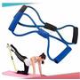 Elástico Extensor Yoga Fisioterapia Pilates Ginástica !!