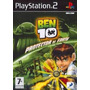 Ben 10 Protector Of Earth Ps2 Patch - Frete Só 6,00