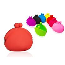 Lote 12 Monedero Pochi Silicon, Varios Colores