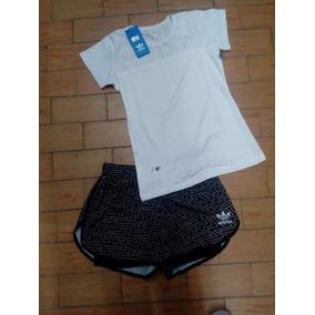 Conjunto Deportivo Nike adidas