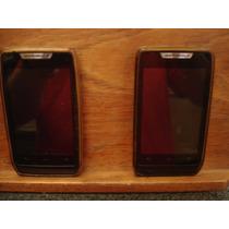 2 Celulares Motorola Razr D1 P/ Claro Excel Est Y Funcionam