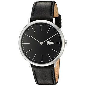 Reloj Acero Inoxidable Lacoste Hombres De Cuarzo Y Reloj De