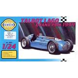 Kit Para Montar Talbot Lago Grand Priox 1949 - Smer 1:24