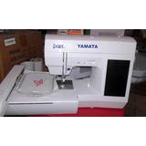 Maquina De Bordar Bordadora Electronica Automatica Yamata