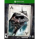 Batman Return To Arkham Xbox One Fisico Nuevo Sellado