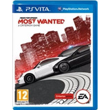 Need For Speed Most Wanted Ps Vita. Nuevo, Fisico