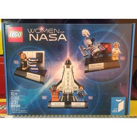 Lego Ideas Women Of Nasa Mujeres De La Nasa 21312 Exclusivo