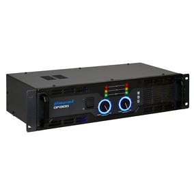 Amplificador De Potência Oneal Op-2100 145w Rms 4r Xrl/ P10