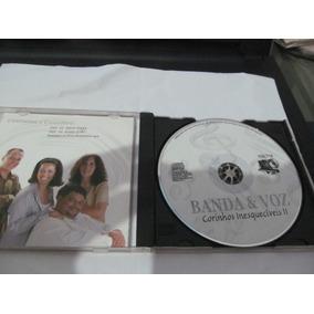 Cd Banda E Voz - Banda E Voz E Amigos - Corinhos Vol. 2