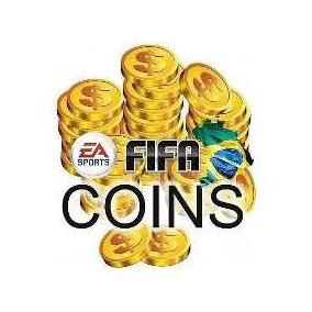 Coins Fifa 17 - 100 K Por 25 Reais .