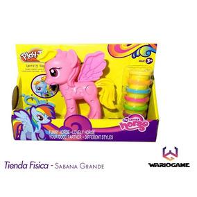 Juguete Play Toy My Little Horse Somos Tienda