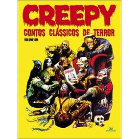 Creepy: Contos Classicos De Terror - Vol.1