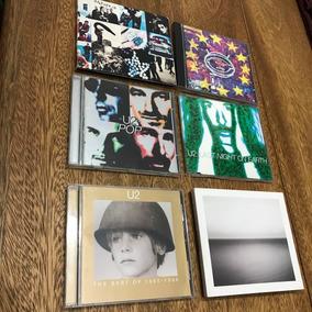Lote Colección Discografía Cds U2 - Cd Rock Pop