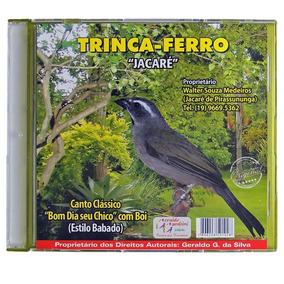 Cd Trinca-ferro Jacaré