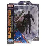 Figura Marvel Select Disney Black Panther 7