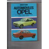 Libro Automóviles Opel Reparación Ajuste Puesta A Punto Afin