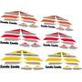 Kit Calcos Zanella Rx 125 Potenciada