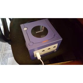 Game Cube Só O Console Com Chip Xeno So O Console Funciona M
