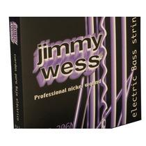 Cuerdas Bajo Electrico Jimmy Wess Wnb206