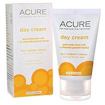 Acure Crema De Día Centella Asiática Stem Cell 1% Chlorell