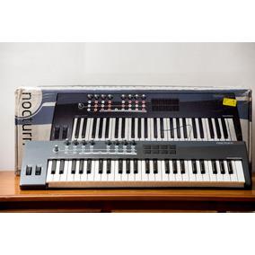 Controlador Midi Novation Nocturn 49 Teclado Ableton Piano