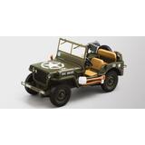 Jeep Willys Mb Us Army - Colección Jeep El Tiempo 1/43